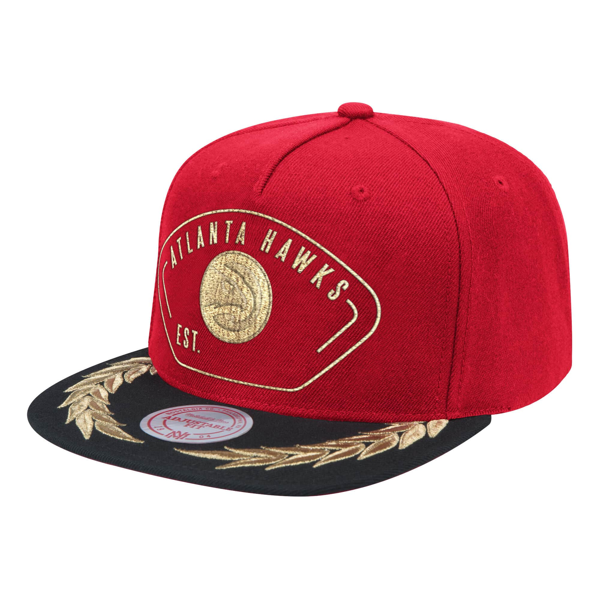 Captains Snapback Atlanta Hawks