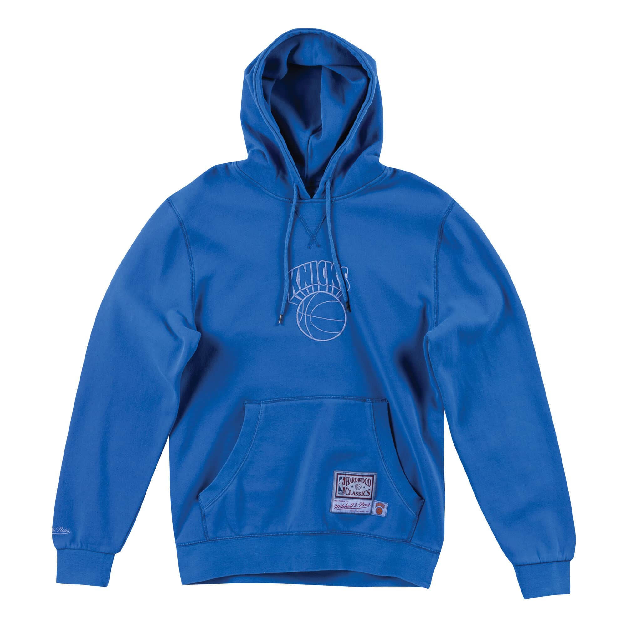 Washed Out Hoody New York Knicks