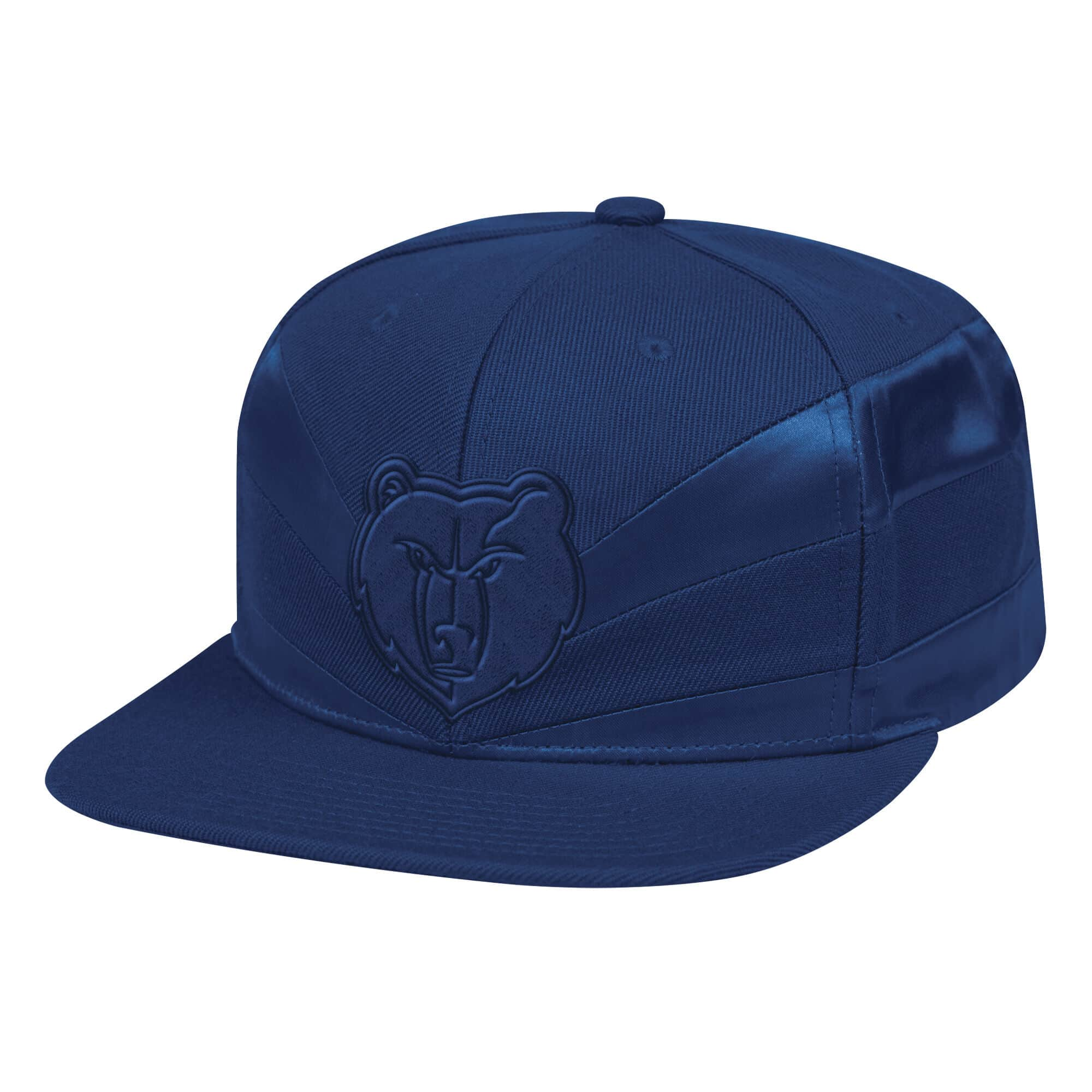 Satin Slash Snapback Memphis Grizzlies