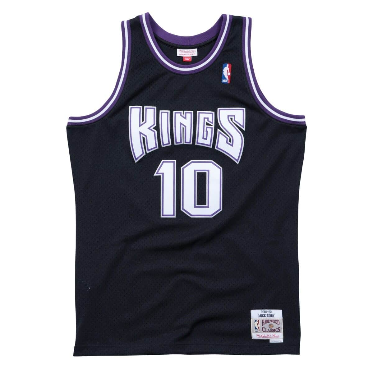 Swingman Jersey Sacramento Kings Road 2001-02 Mike Bibby