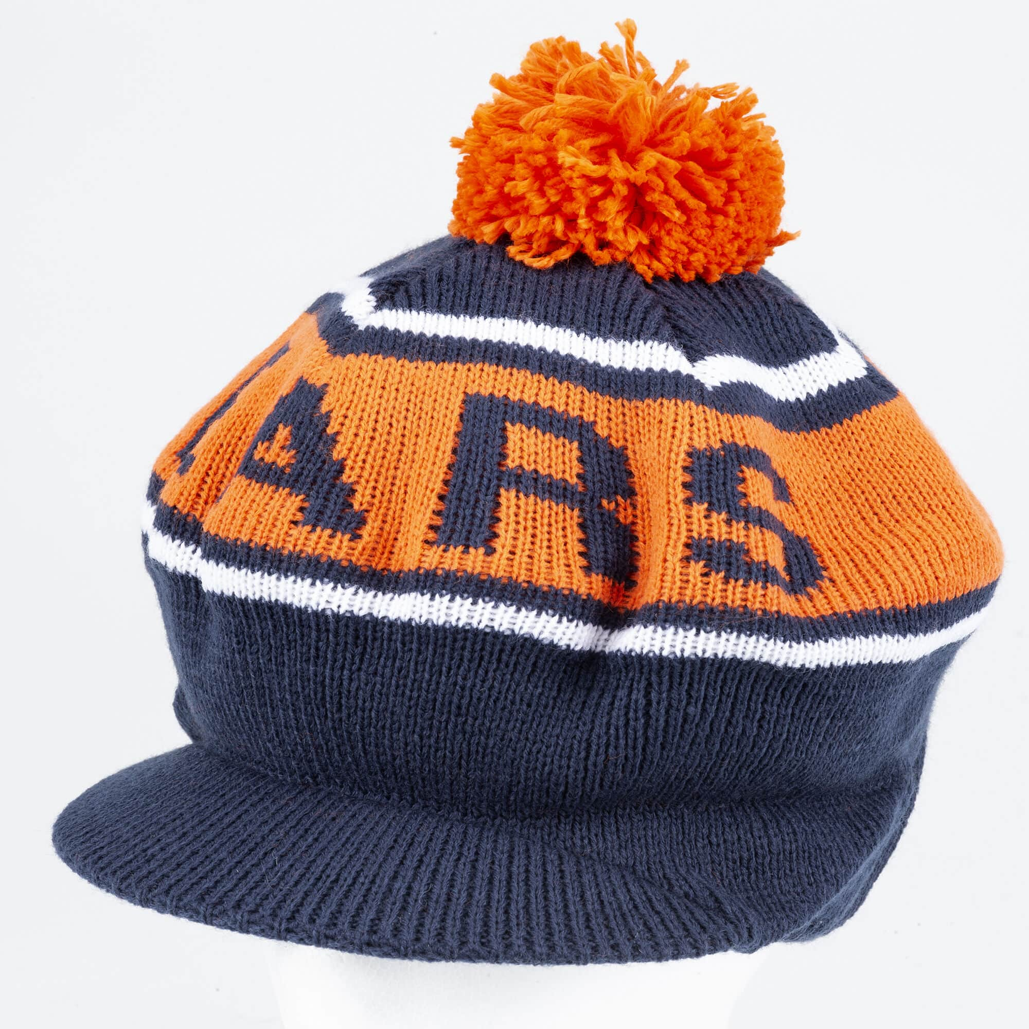Cuffless Knit Chicago Bears