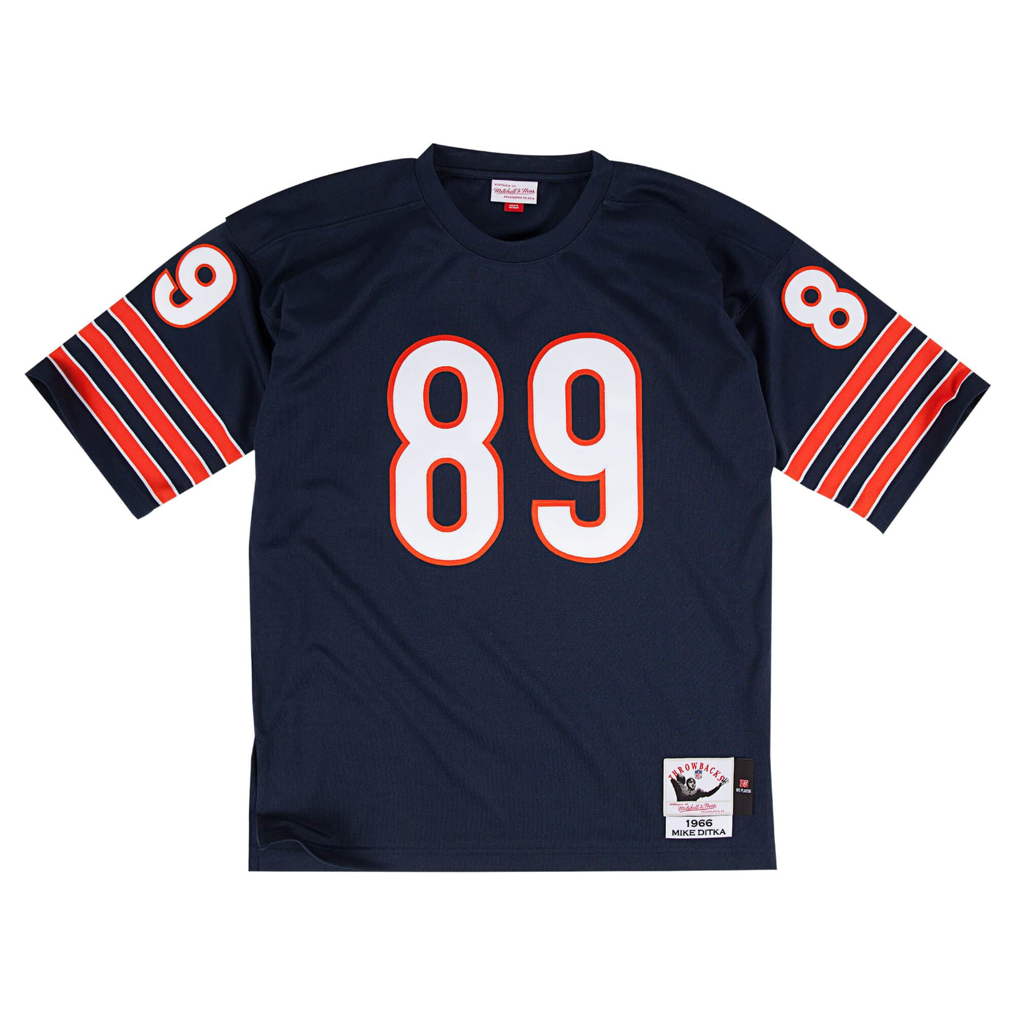 Mike Ditka 1966 Authentic Jersey Chicago Bears
