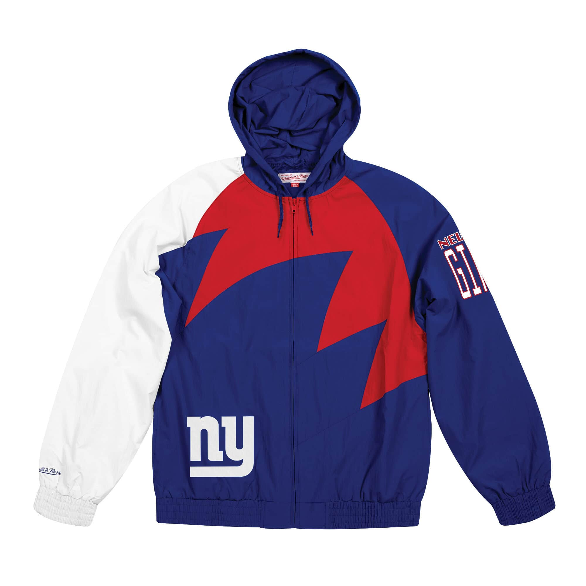 Shark Tooth Jacket New York Giants