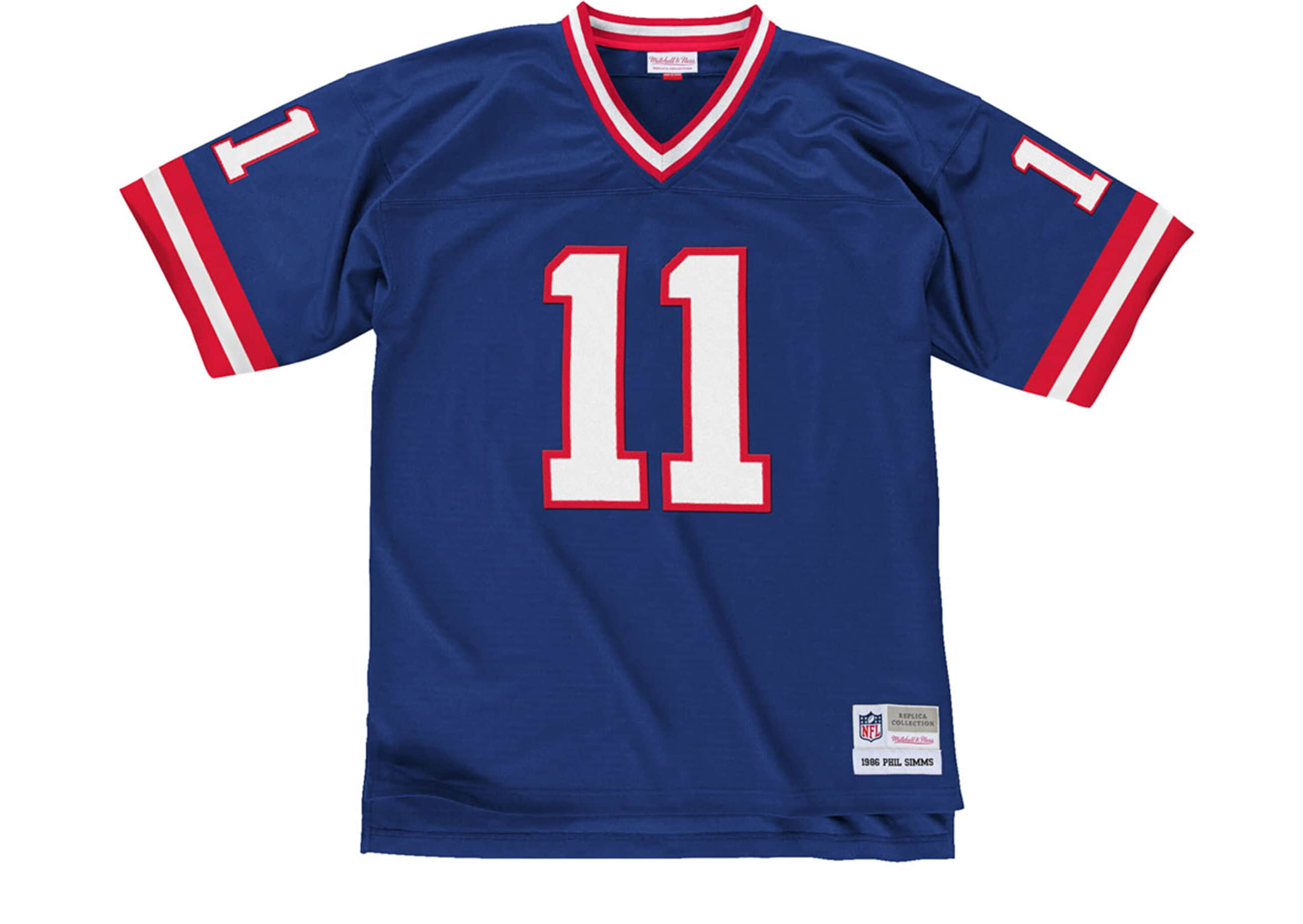 Phil Simms 1986 Legacy Jersey New York Giants