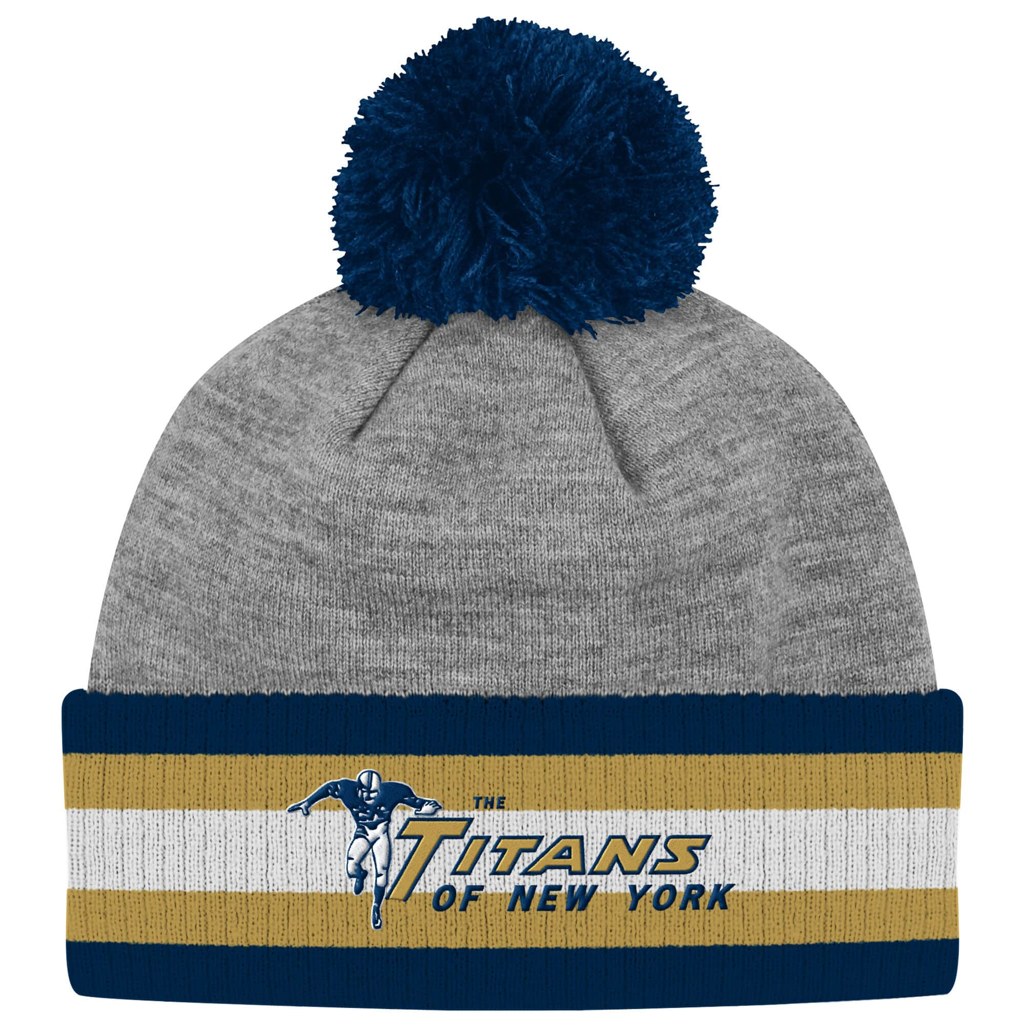 online store d7028 4e746 Cuffed Knit New York Titans [#261462775] - $25.00 ...