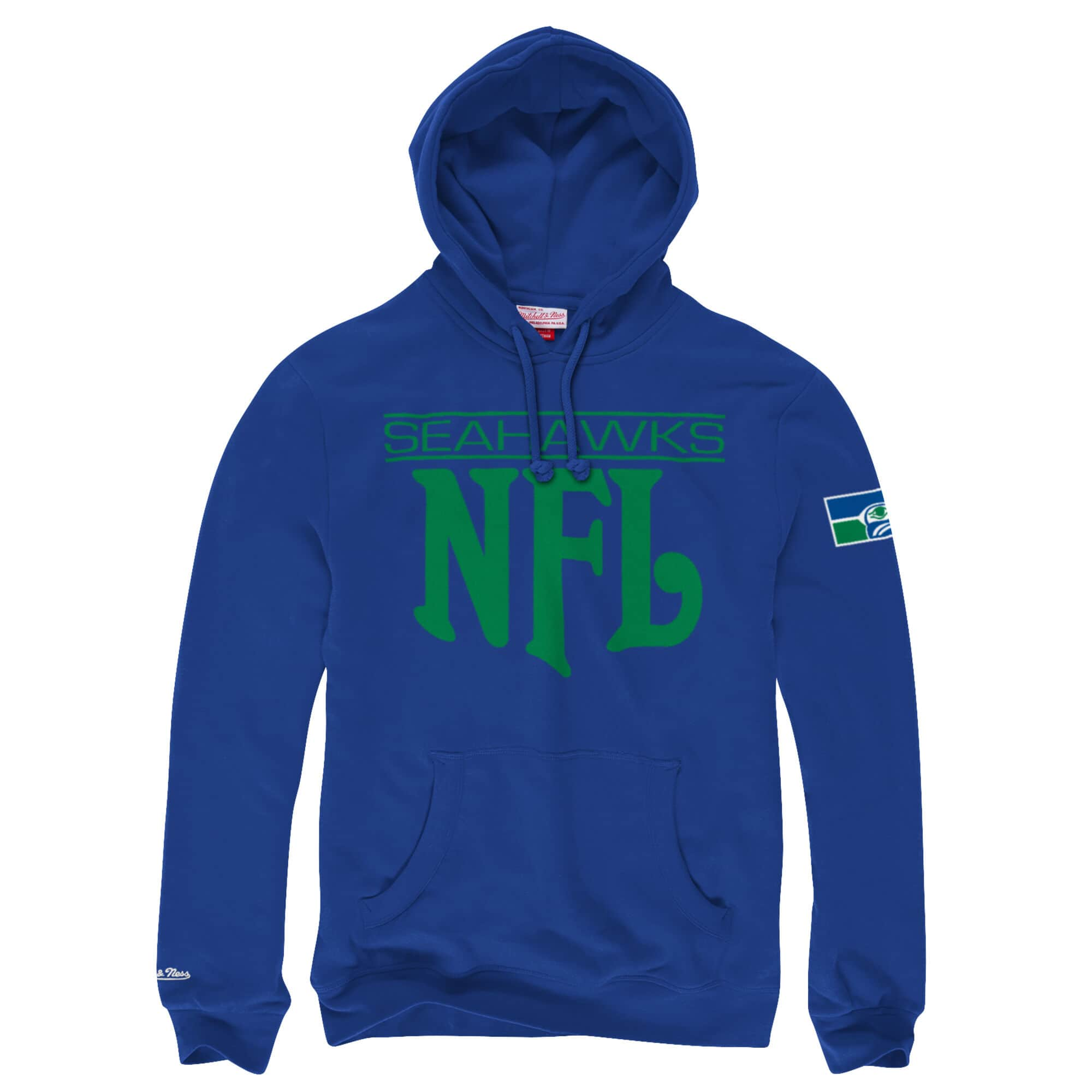 Passing Yards Pullover Hoody Seattle Seahawks