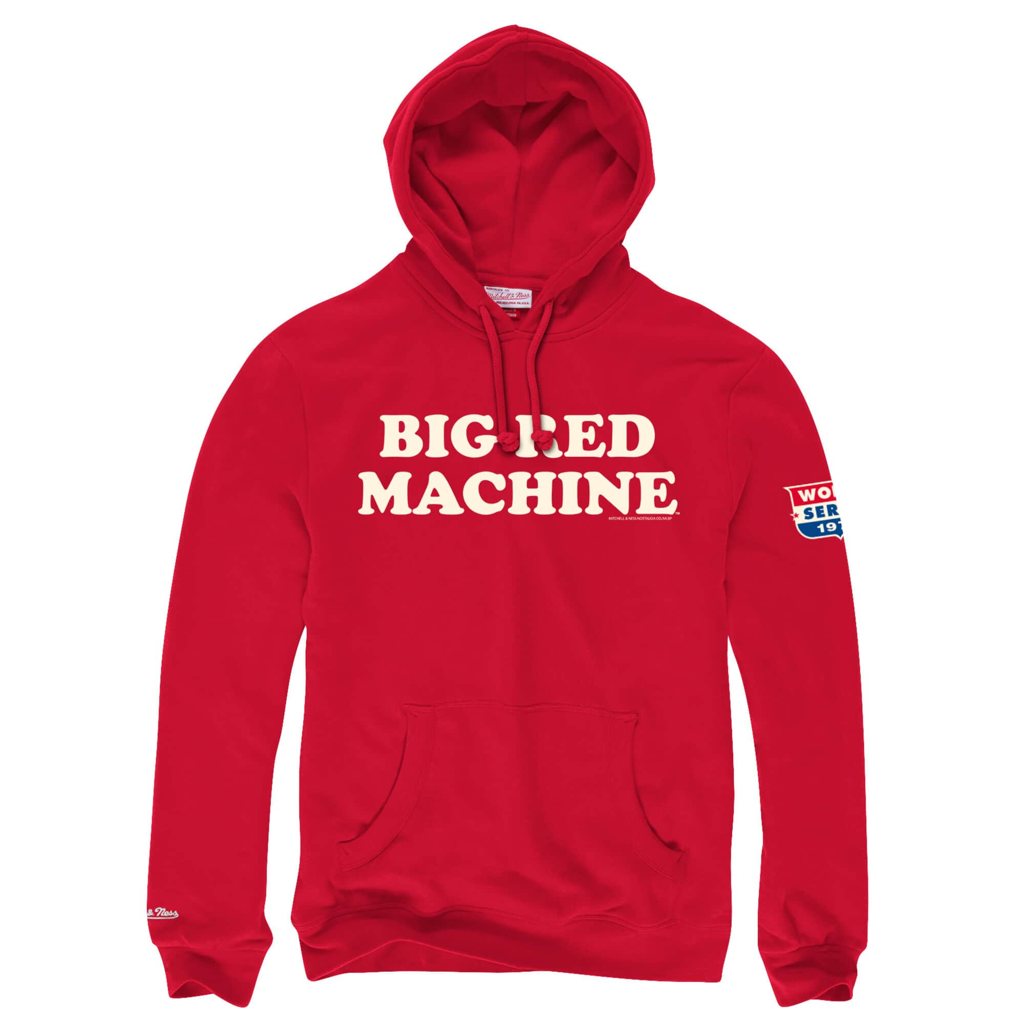 Extra Out Pullover Hoody Cincinnati Reds