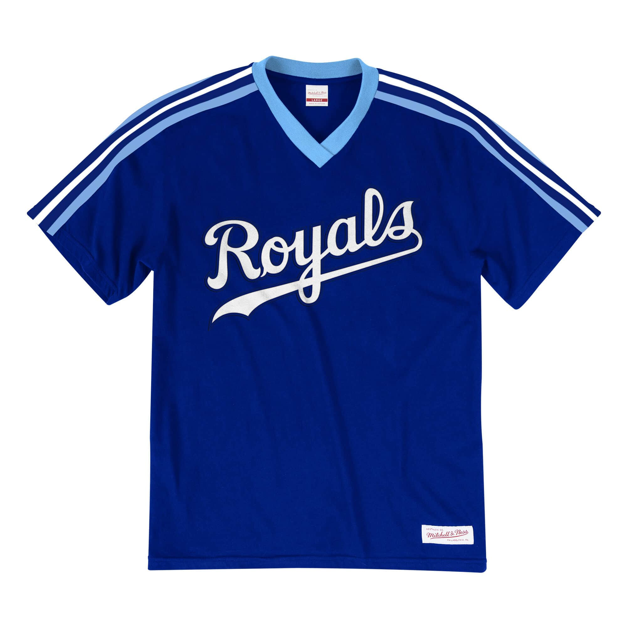 Overtime Win V-Neck Tee Kansas City Royals