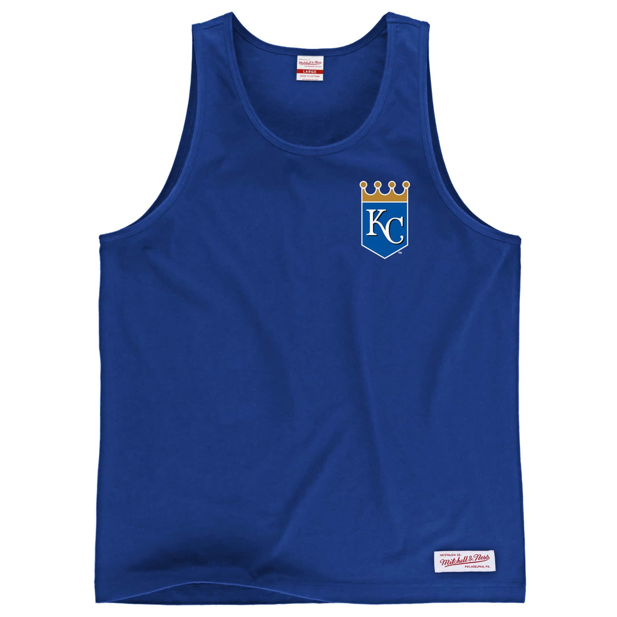 Batter's Box Tank Kansas City Royals