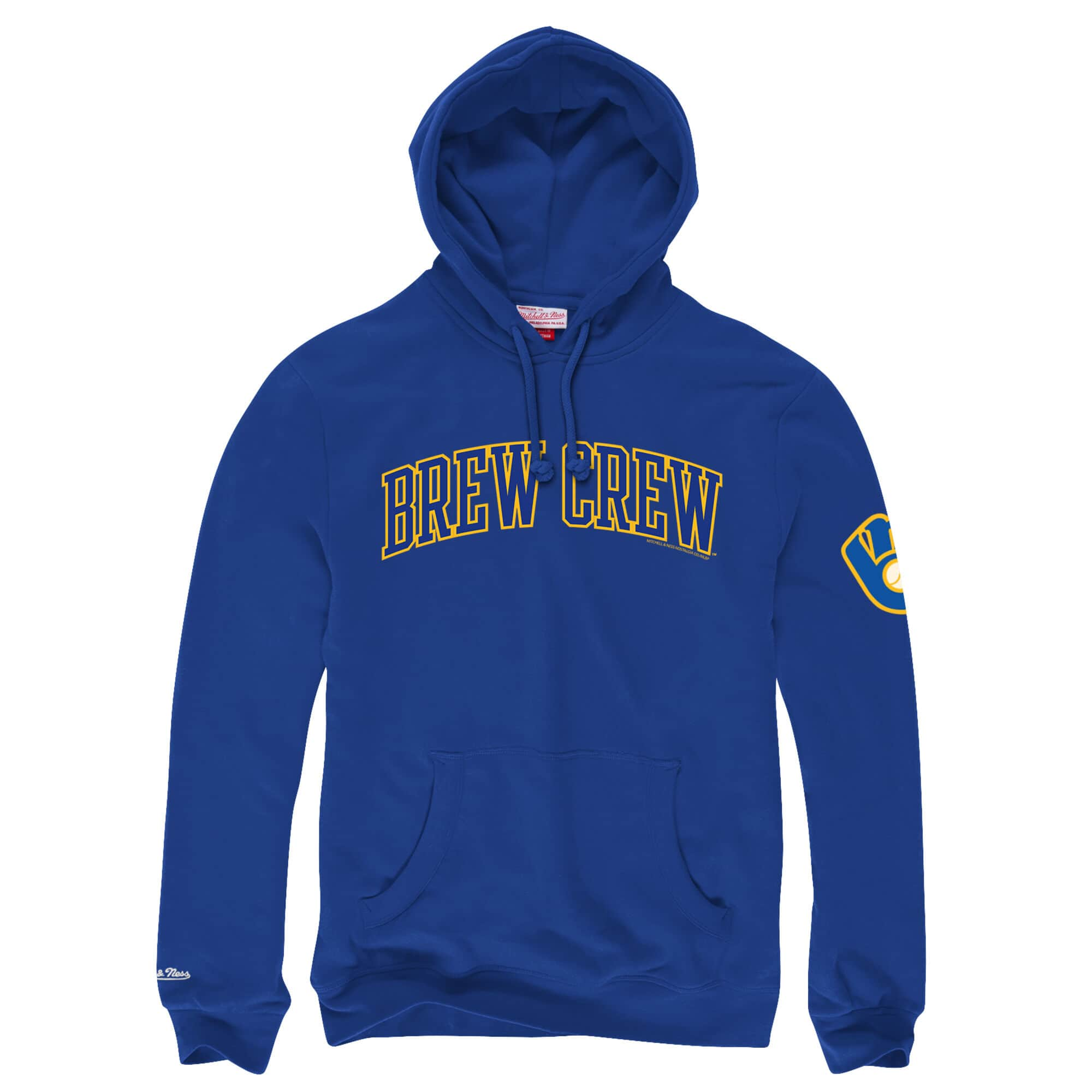 Extra Out Pullover Hoody Milwaukee Brewers