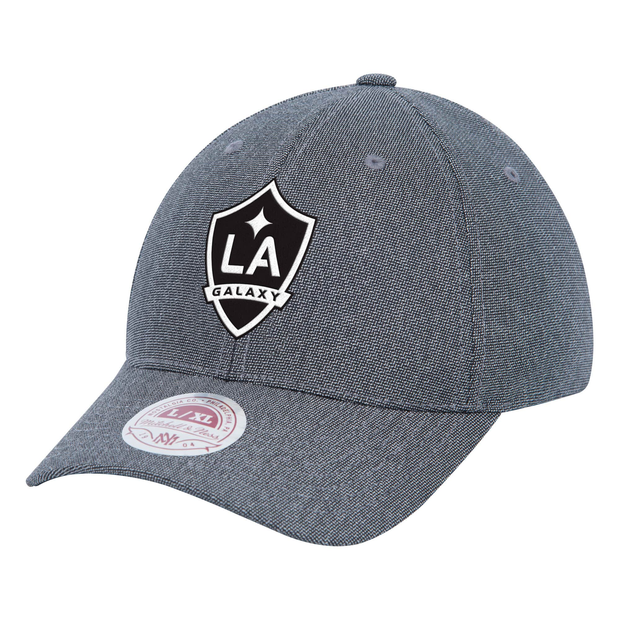 Stretch Melange Fitted Los Angeles Galaxy