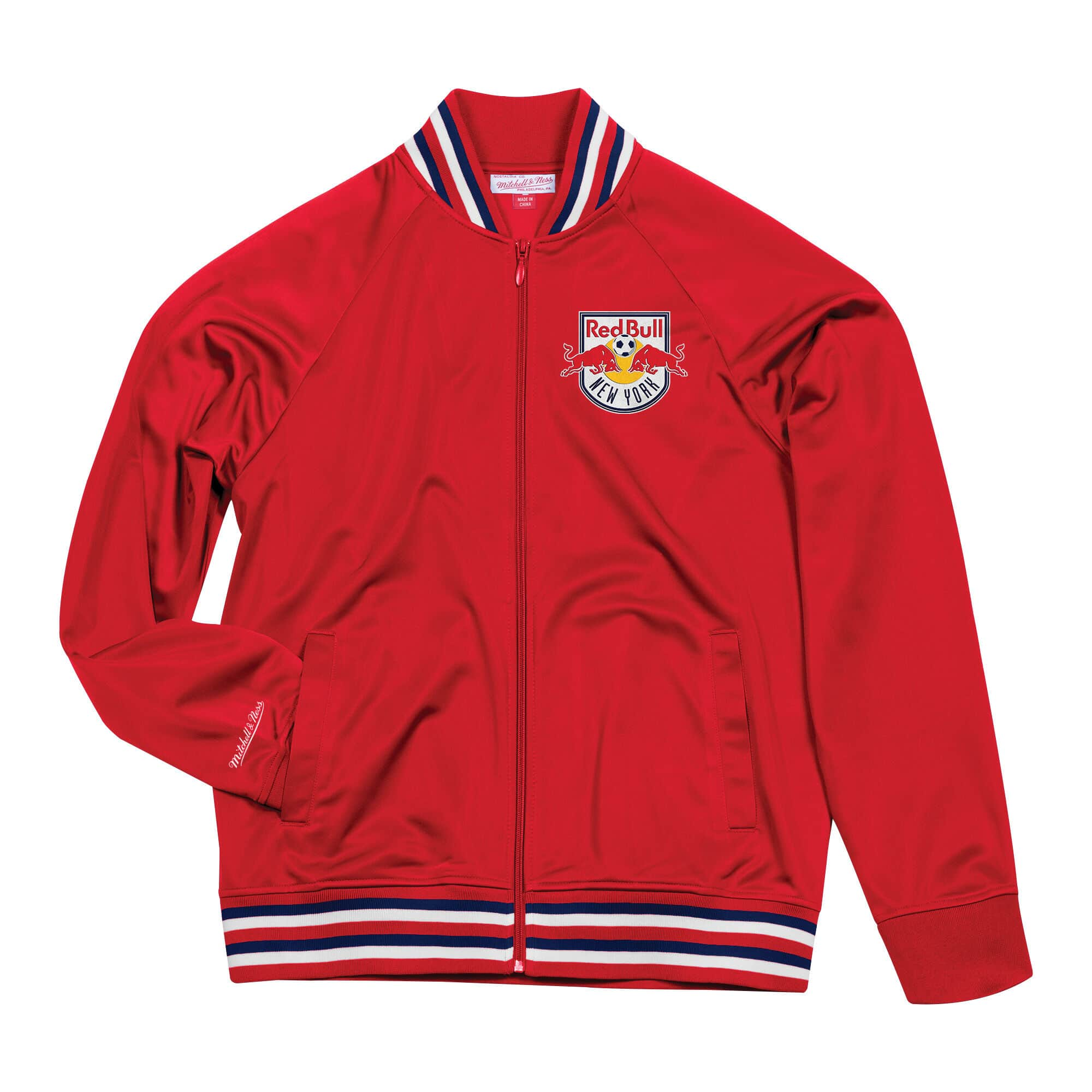 Top Prospect Track Jacket New York Red Bulls