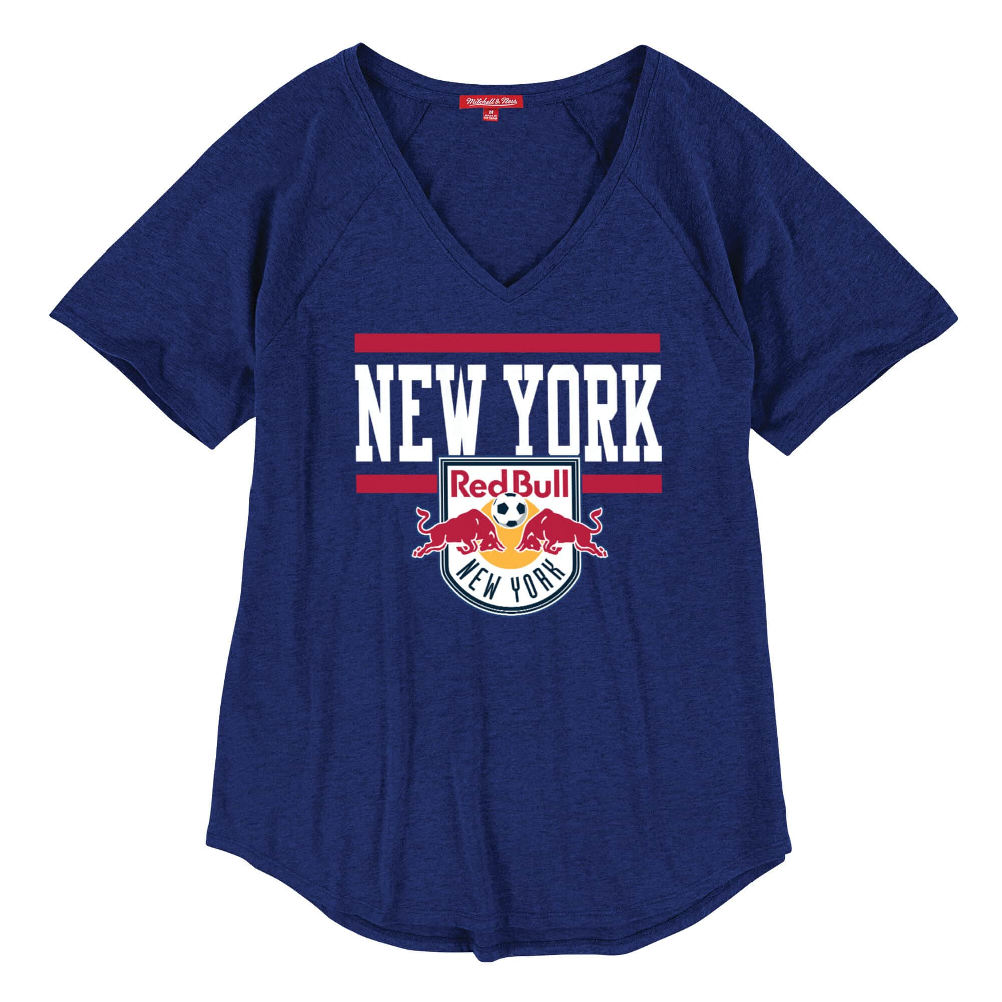 Women's MVP Graphic Tee New York Red Bulls