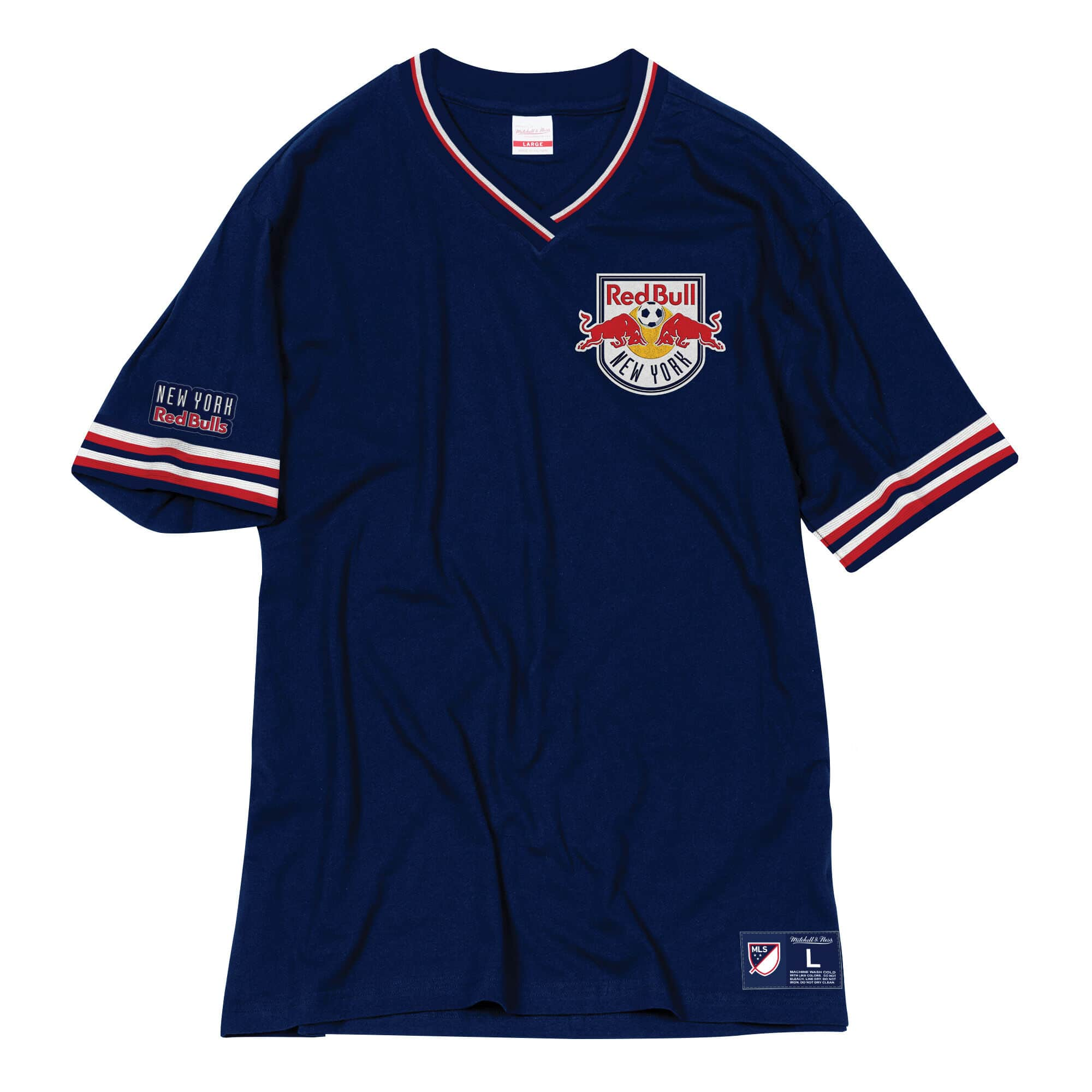Overtime Win Vintage Tee New York Red Bulls