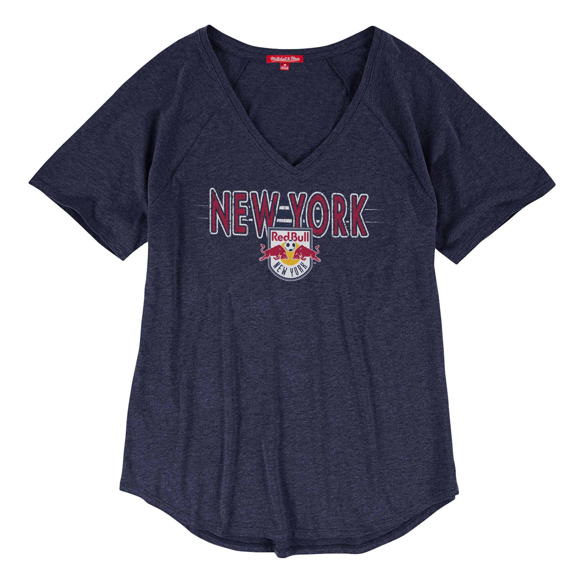 Women's Visiting Team V-Neck Tee New York Red Bulls