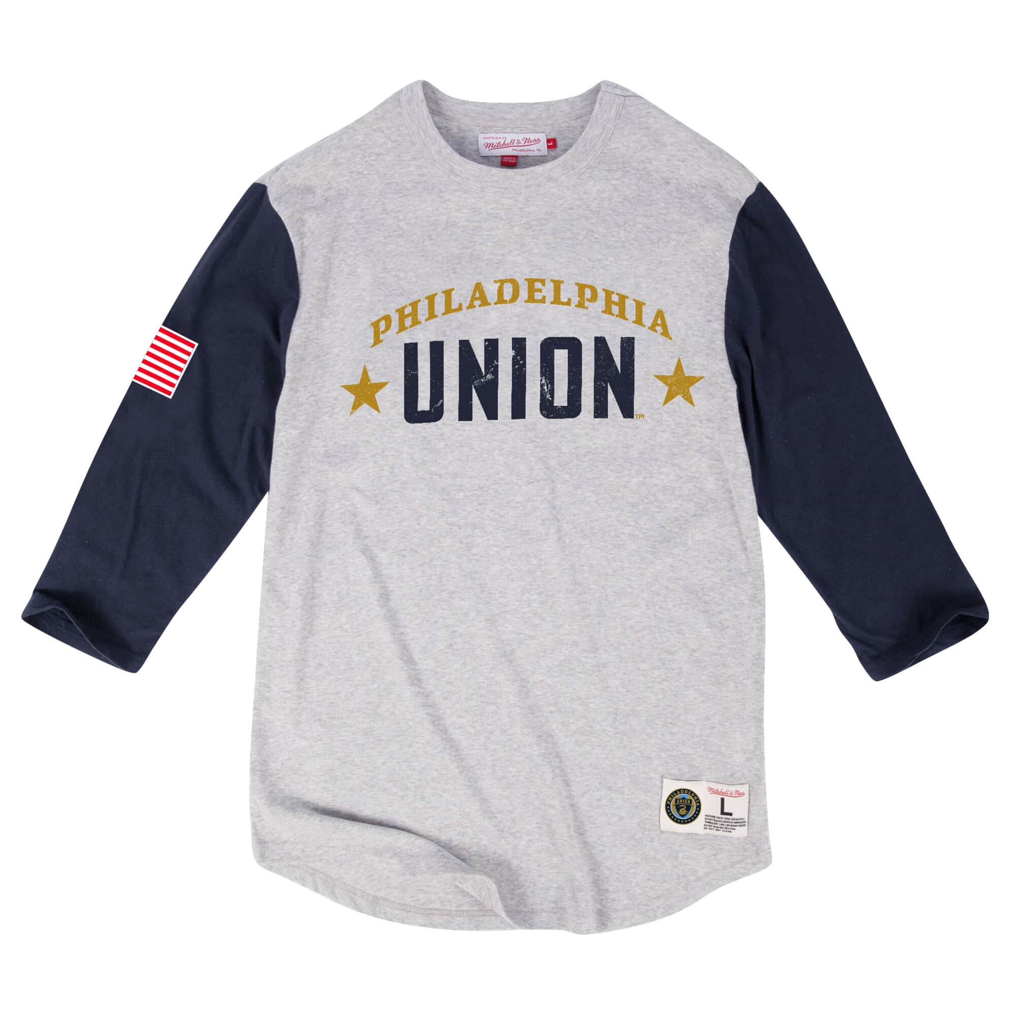 Scoring Position 3/4 Sleeve Philadelphia Union