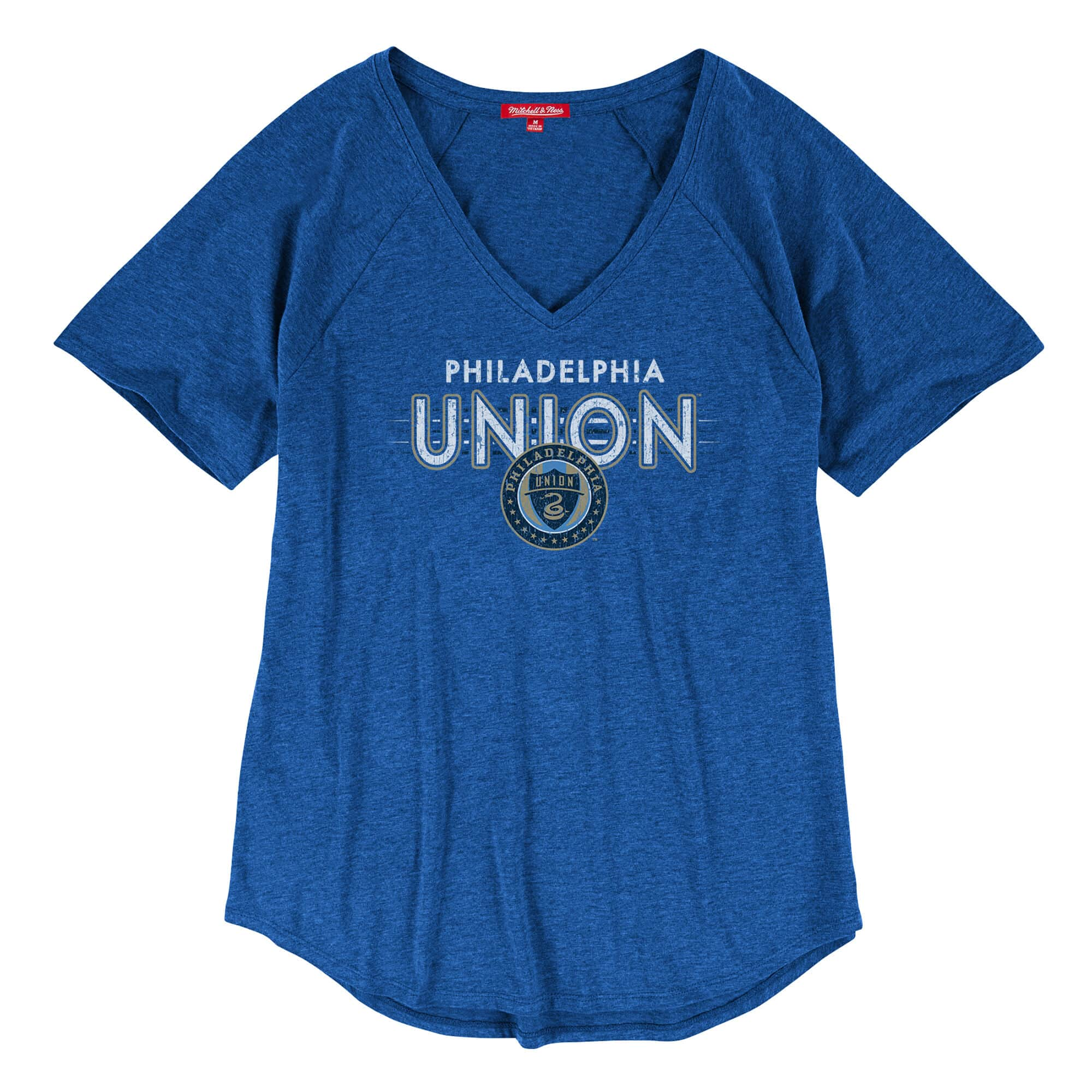 Women's Visiting Team V-Neck Tee Philadelphia Union
