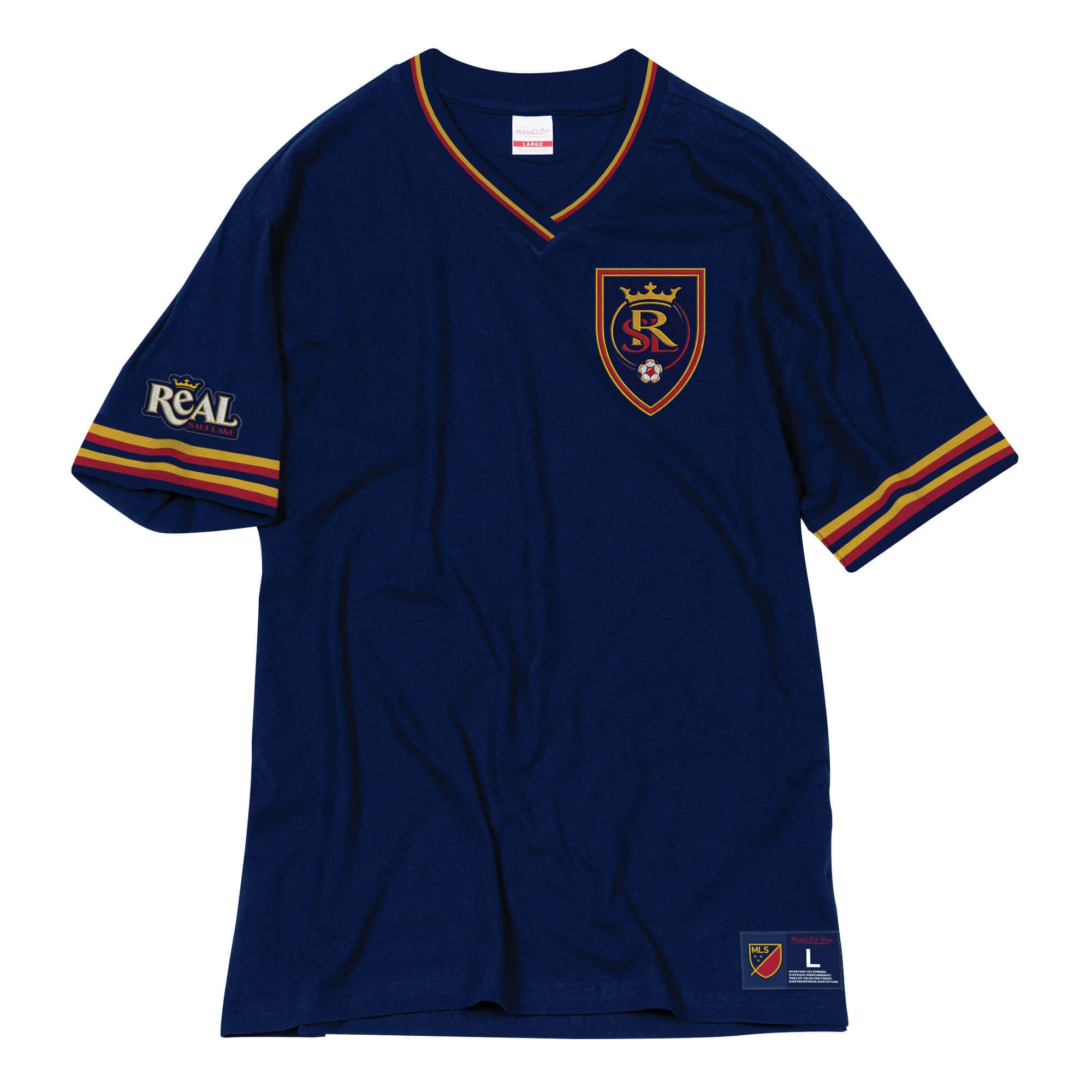 Overtime Win Vintage Tee Real Salt Lake