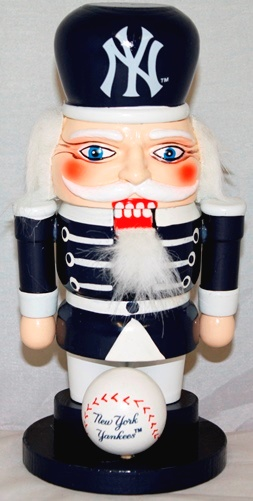"New York Yankees MLB 7"" Elite Nutcracker"
