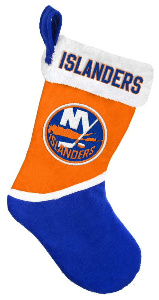 New York Islanders 2015 NHL Basic Logo Christmas Stocking