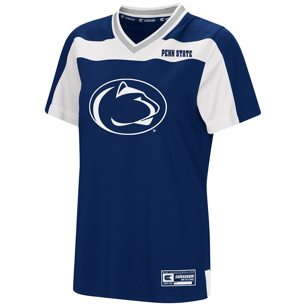 "Penn State Nittany Lions Women's NCAA ""My Agent"" Fashion Football Jersey"