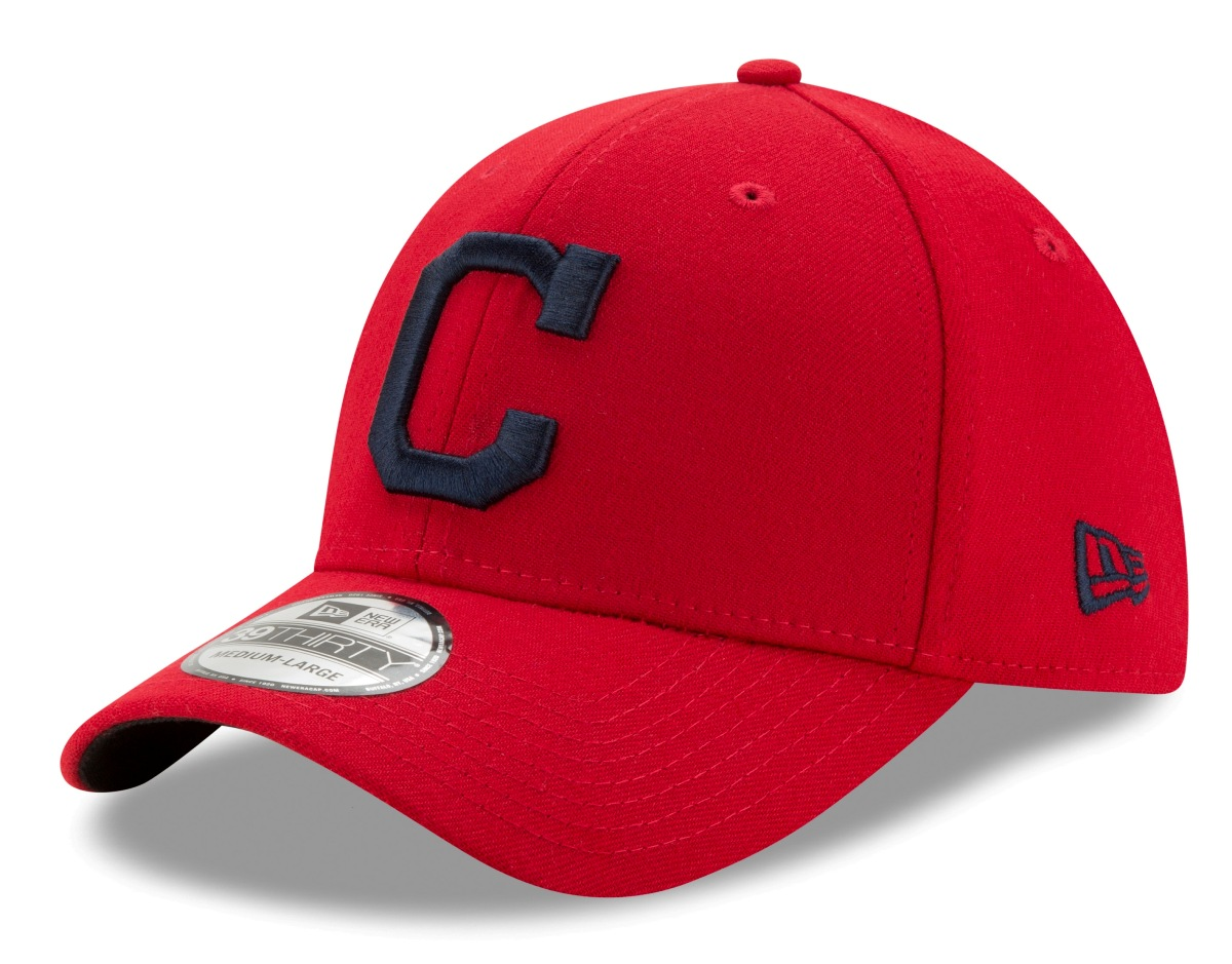 Cleveland Indians New Era MLB 39THIRTY Team Classic Flex Fit Hat - Alternate