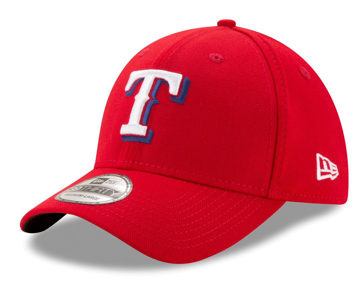 Texas Rangers New Era MLB 39THIRTY Team Classic Flex Fit Hat - Alternate