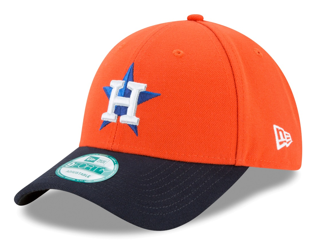 "Houston Astros New Era MLB 9Forty ""The League"" Adjustable Hat - Alternate"
