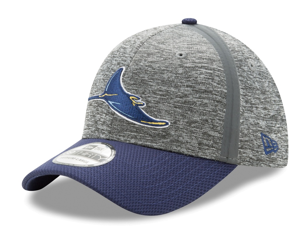"Tampa Bay Rays New Era MLB 39THIRTY ""Clubhouse Edition"" Flex Fit Hat"