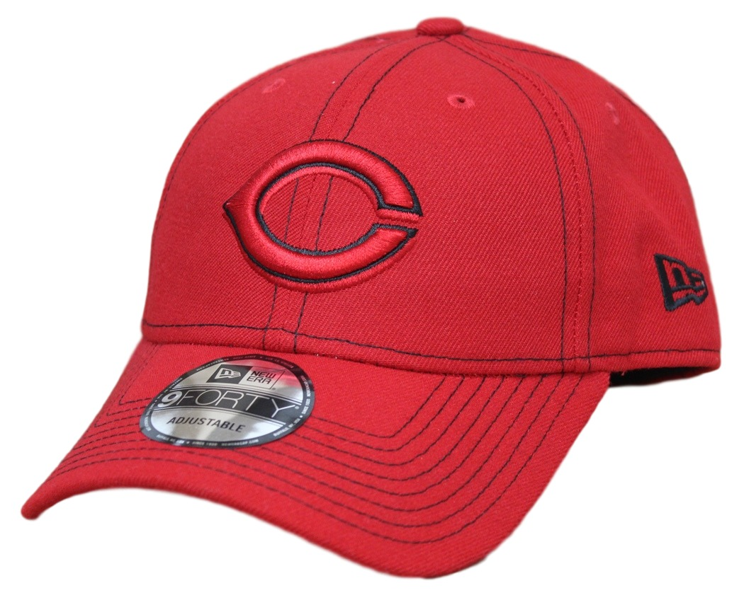 "Cincinnati Reds New Era 9Forty MLB ""The League Class"" Adjustable Hat"