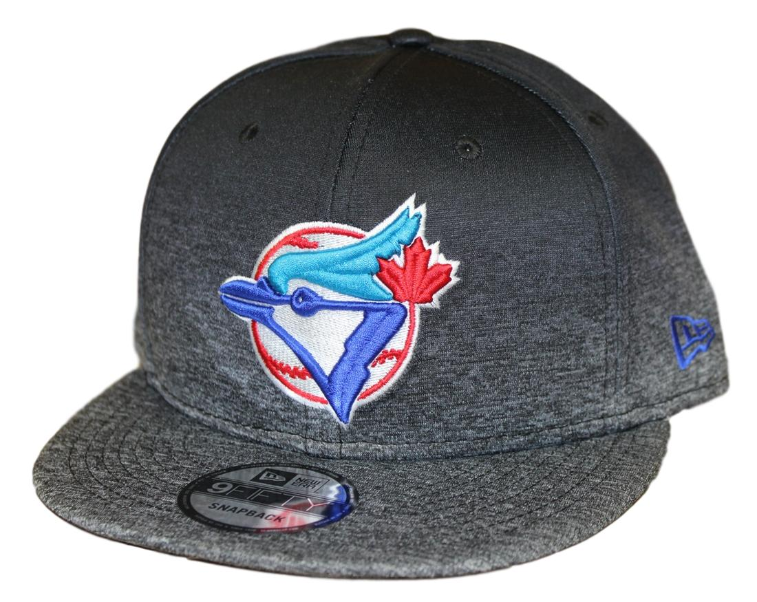 "Toronto Blue Jays New Era 9FIFTY MLB Cooperstown ""Shadow Fade"" Snapback Hat"