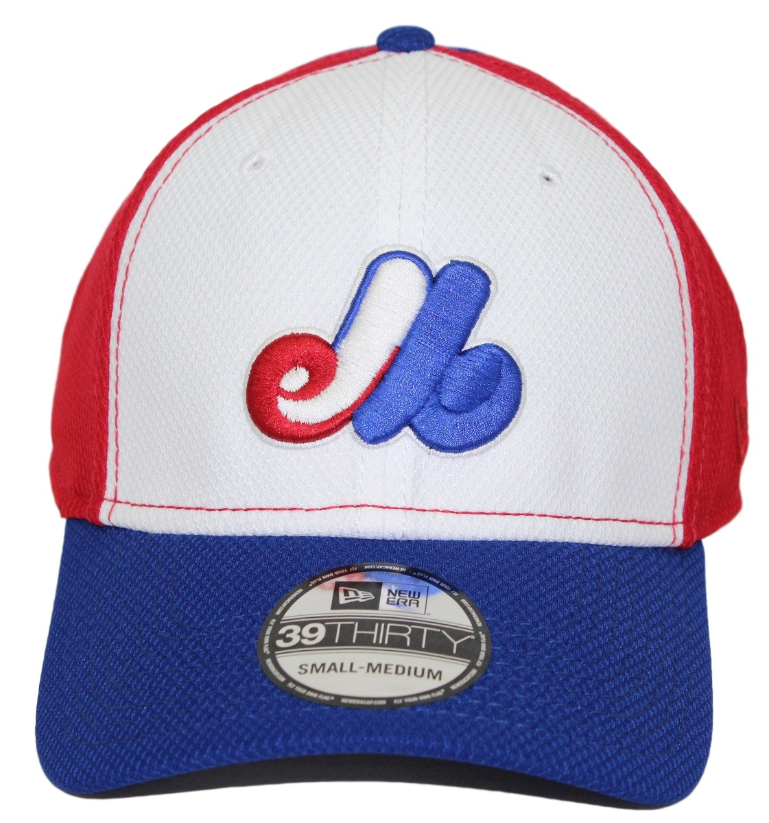 89364fc02 Montreal Expos New Era 9FIFTY MLB Cooperstown Team Thread Snapback ...