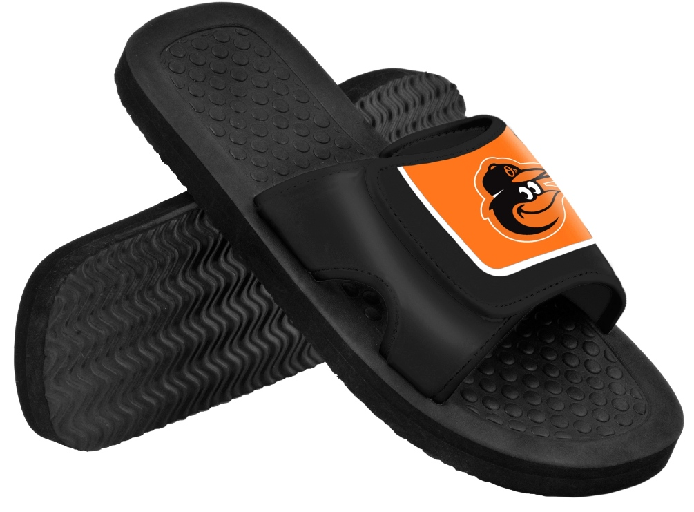 Baltimore Orioles MLB 2014 Shower Slide Flip Flop Sandals