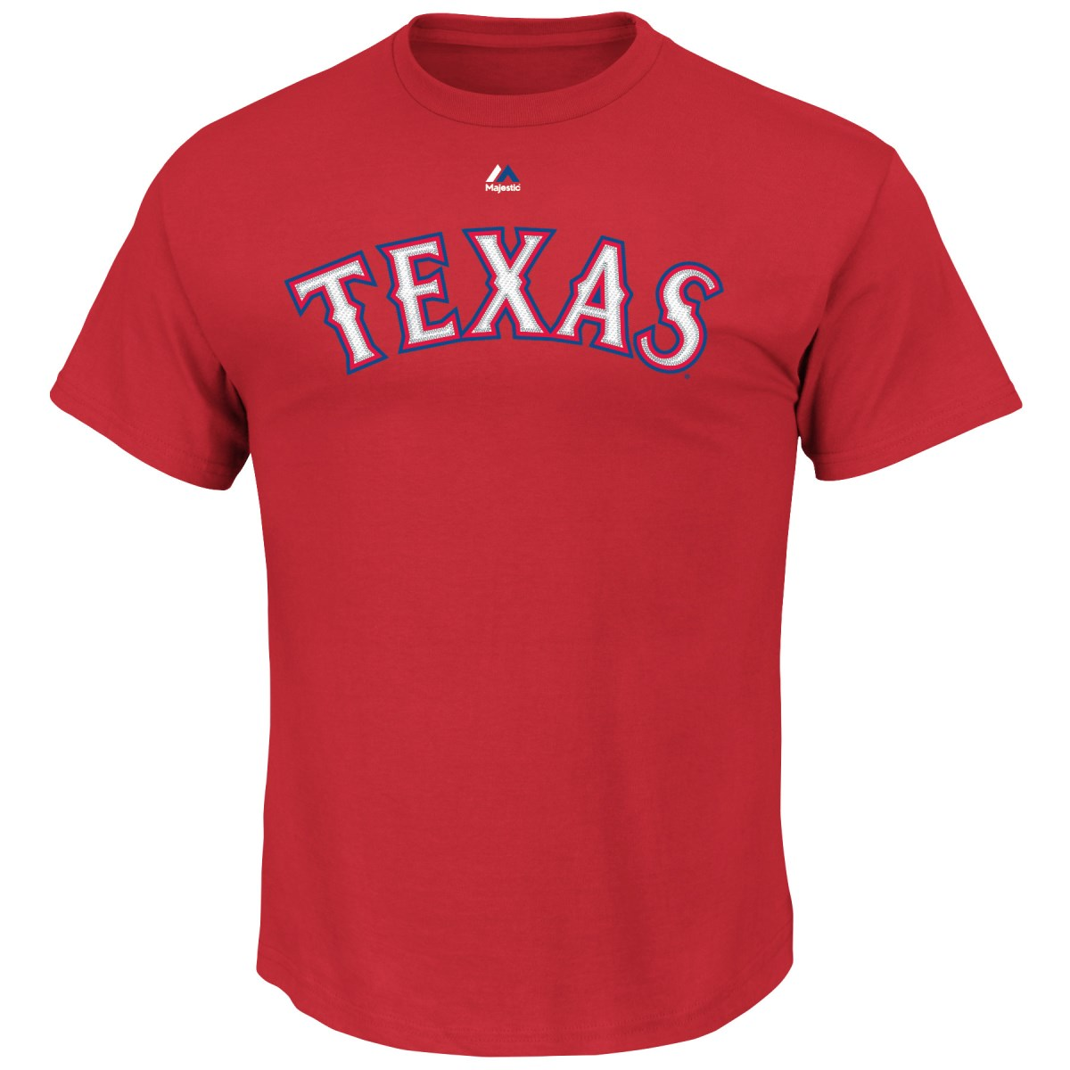 Yu Darvish Texas Rangers MLB Majestic Player Red T-Shirt