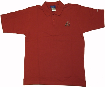 Arizona Diamondbacks MLB Reebok RA Polo Shirt