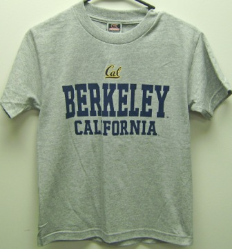California Bears Youth Formation T-Shirt