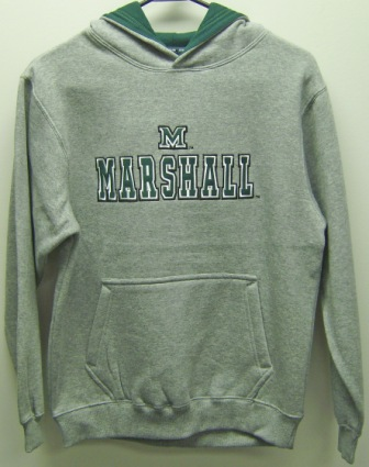 Marshall Herd Embroidered Youth Sweatshirt
