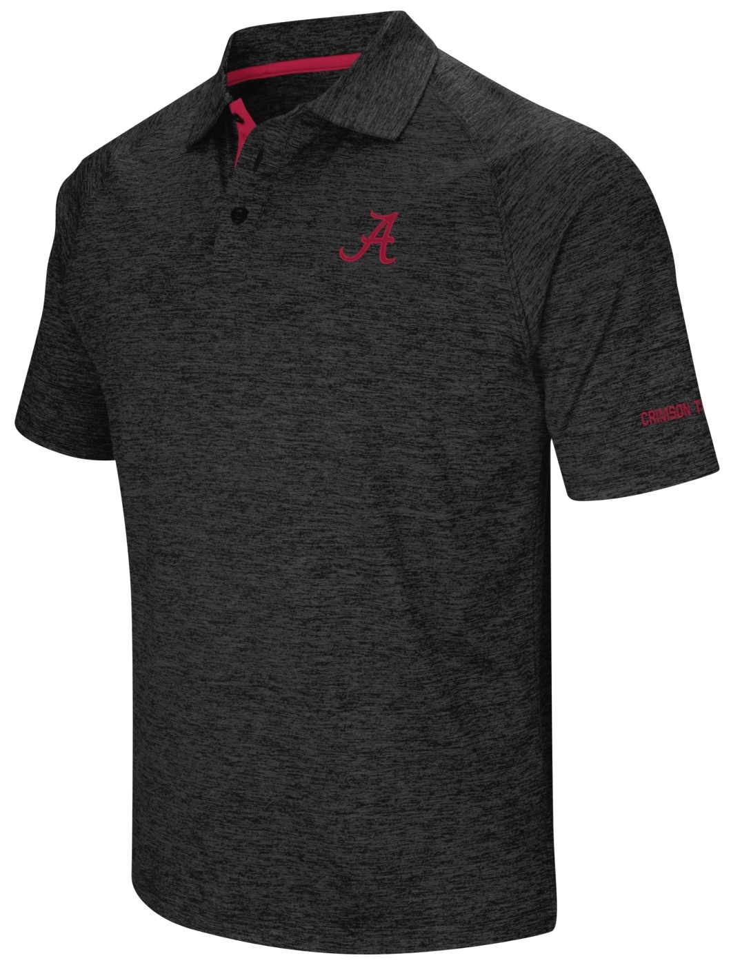 "Alabama Crimson Tide NCAA ""Down Swing"" Men's Performance Polo Shirt"