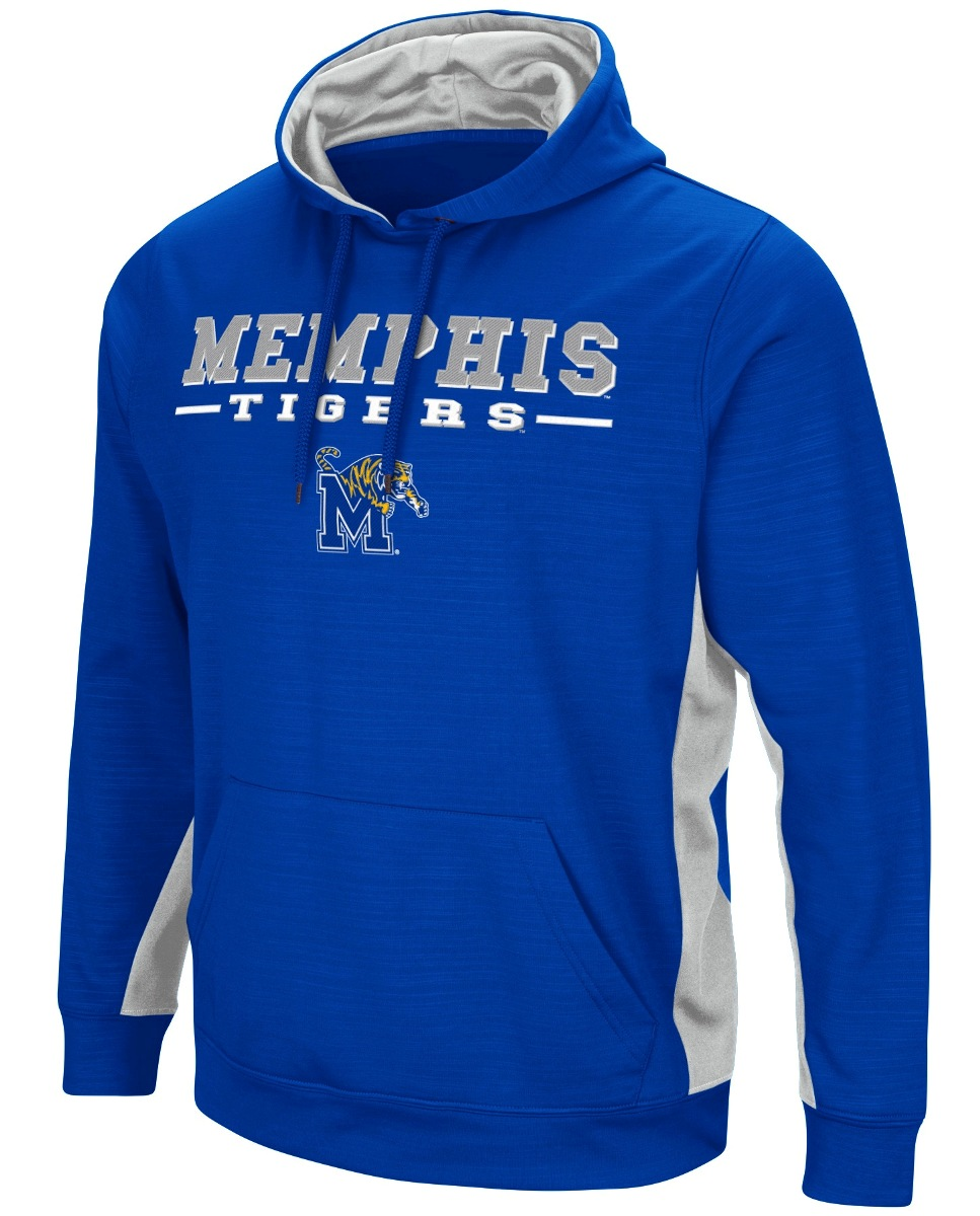"Memphis Tigers NCAA ""Big Upset"" Men's Pullover Hooded Sweatshirt"