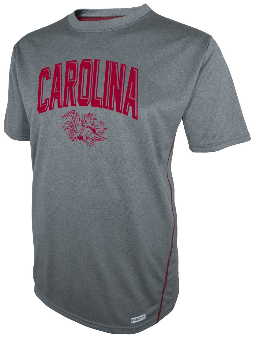 "South Carolina Gamecocks Majestic NCAA ""Big Man"" Short Sleeve Performance Shirt"