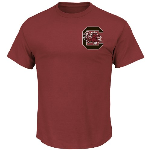 "South Carolina Gamecocks Majestic ""Every Minute"" T-Shirt"