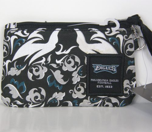 Philadelphia Eagles 2011 Fabric ID Case Bag