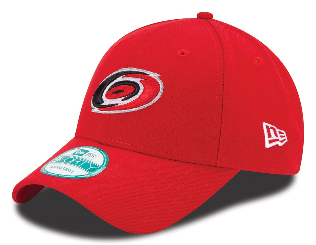 "Carolina Hurricanes New Era NHL 9Forty ""The League"" Adjustable Hat"