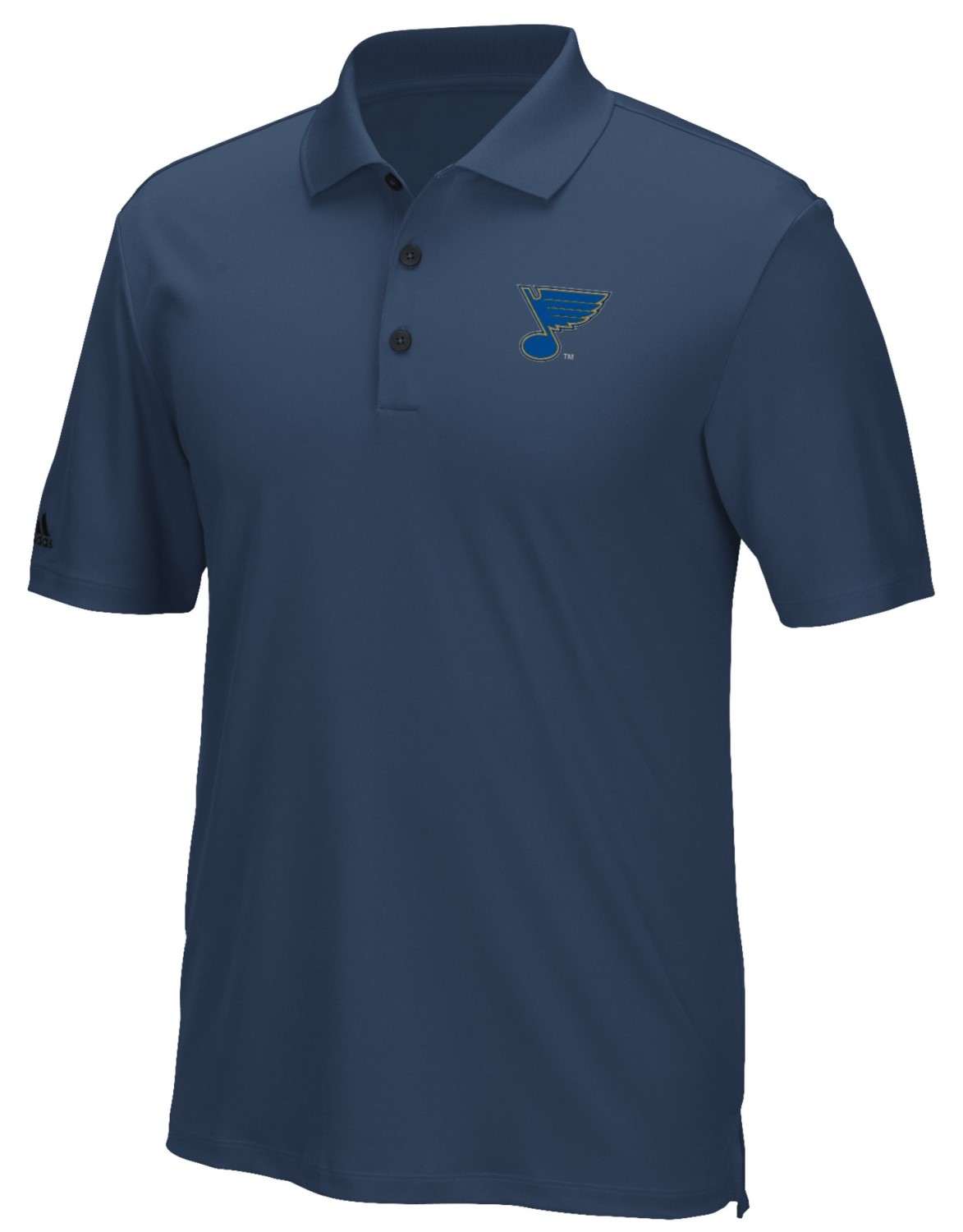"St. Louis Blues Adidas NHL Men's ""Performance"" Climacool Polo Shirt"