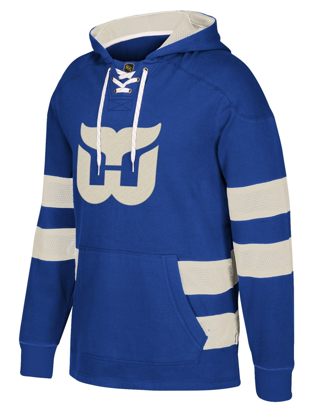 "Hartford Whalers CCM NHL ""Penalty Kill"" Men's Vintage Jersey Sweatshirt"