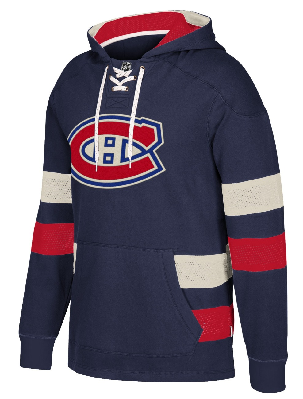 "Montreal Canadiens CCM NHL ""Penalty Kill"" Men's Vintage Jersey Sweatshirt"