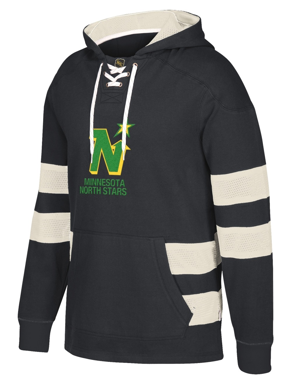 "Minnesota North Stars CCM NHL ""Penalty Kill"" Men's Vintage Jersey Sweatshirt"