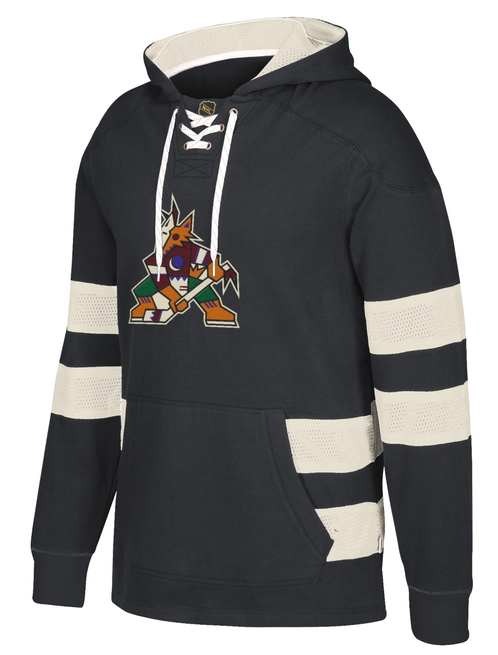 "Phoenix Coyotes CCM NHL ""Penalty Kill"" Men's Vintage Jersey Sweatshirt"