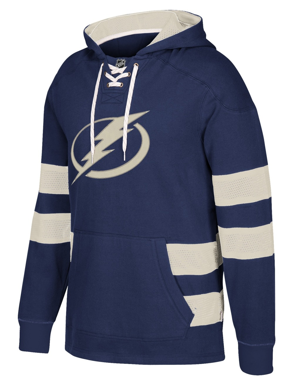 "Tampa Bay Lightning CCM NHL ""Penalty Kill"" Men's Vintage Jersey Sweatshirt"