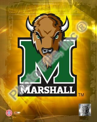 Marshall Thundering Herd Logo 8x10 Photo
